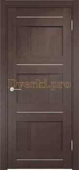 1646, Дверь Сицилия 15 венге, глухая, 19217, 9 470.00 р., 1646-01, , Двери экошпон Премиум