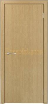 1758, Дверь Мальта дуб, глухая, 20735, 4 050.00 р., 1758-01, , Двери шпон Стандарт