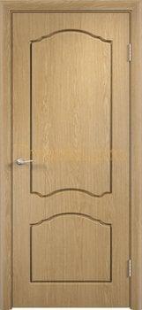 490, Дверь Лидия дуб, глухая, 11597, 3 600.00 р., 490-01, , Двери облицованные ПВХ