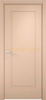 Дверь Ларедо 02 софт панакота, глухая