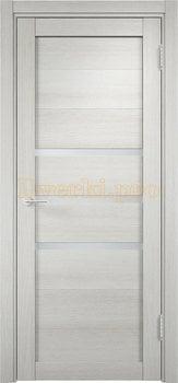 2023, Дверь Мюнхен 01 слоновая кость, остекленная, 20948, 3 100.00 р., 2023-01, , Двери Eldorf экошпон с 3D покрытием