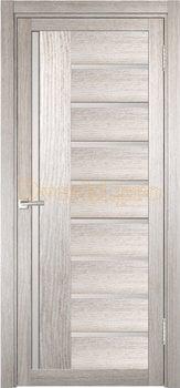 3950, Дверь Y-5 лиственница белая, остекленная, 29752, 4 145.00 р., 3950-01, , Двери экошпон Стандарт