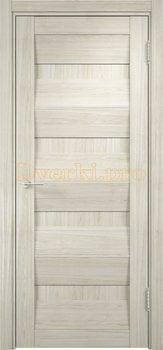 1450, Дверь Сицилия 11 беленый дуб мелинга, глухая, 18919, 9 660.00 р., 1450-01, , Двери экошпон Премиум