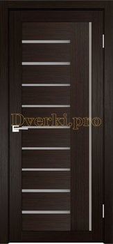 3924, Дверь Y-4 венге, остекленная, 29726, 4 145.00 р., 3924-01, , Двери экошпон Стандарт