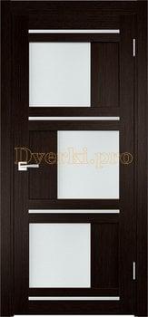 3996, Дверь Z-2 венге, остекленная, 29798, 4 145.00 р., 3996-01, , Двери экошпон Стандарт