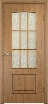 909, Дверь Тип С-26 дуб седан, остекленная Дельта, 14477, 4 500.00 р., 909-01, , Двери в финиш-пленке