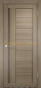 2200, Дверь Берлин 03 дуб дымчатый, глухая, 21329, 4 055.00 р., 2200-01, , Двери Eldorf экошпон с 3D покрытием