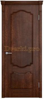 1730, Дверь Престиж кофе, глухая, 20459, 8 820.00 р., 1730-01, , Двери шпон Комфорт