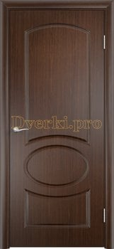 580,  Дверь Неаполь, 11687, 4 225.00 р., 580-01, , Облицованные ПВХ