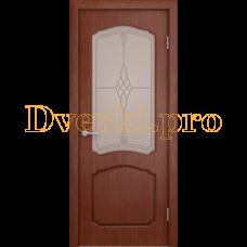 Дверь Каролина макоре, остекленная