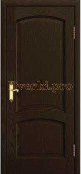 4047, Дверь Ростра 2 дуб коньячный, глухая, 29969, 8 348.00 р., 4047-01, , Двери шпон Комфорт