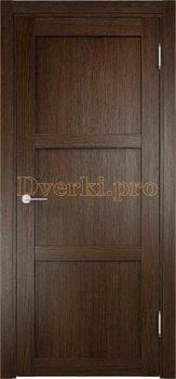 2114, Дверь Баден 01 дуб табак, глухая, 21039, 3 415.00 р., 2114-01, , Двери Eldorf экошпон с 3D покрытием