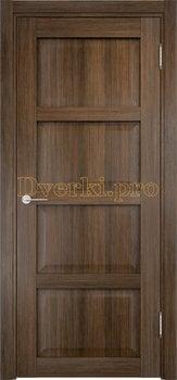 1262, Дверь Рома п-10 венге мелинга, глухая, 18053, 6 190.00 р., 1262-01, , Двери экошпон Премиум