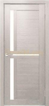 3970, Дверь Z-1 лиственница белая, остекленная, 29772, 4 145.00 р., 3970-01, , Двери экошпон Стандарт