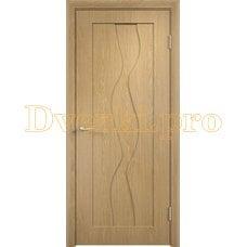 Дверь Вираж дуб, глухая