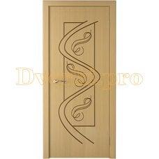 Дверь Вега дуб, глухая