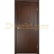 Дверь Вираж венге, глухая