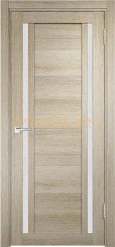 4030, Дверь Z-3 лиственница кремовая, остекленная, 29848, 4 145.00 р., 4030-01, , Двери экошпон Стандарт