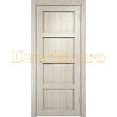 Дверь Рома п-10 беленый дуб мелинга, глухая