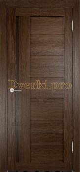 2199, Дверь Берлин 03 дуб табак, глухая, 21328, 4 055.00 р., 2199-01, , Двери Eldorf экошпон с 3D покрытием