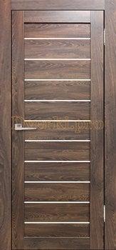 3601, Дверь Бавария 04 3Д-Люкс ясень таволато, остекленная, 27509, 3 065.00 р., 3601-01, , Двери экошпон Лайт