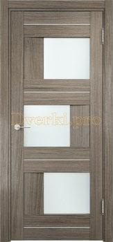 1603, Дверь Сицилия 14 вишня малага, остекленная, 19174, 9 660.00 р., 1603-01, , Двери экошпон Премиум