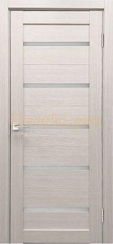 3800, Дверь X-3 лиственница белая, остекленная, 29596, 3 645.00 р., 3800-01, , Двери экошпон Стандарт