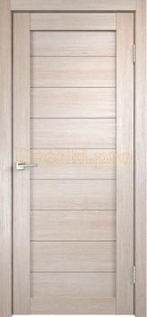 3740, Дверь X-1 лиственница кремовая, глухая, 29536, 3 645.00 р., 3740-01, , Двери экошпон Стандарт
