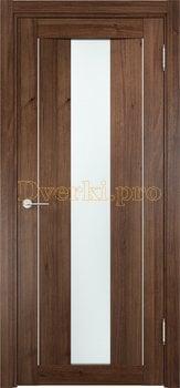 1348, Дверь Сицилия 02 венге мелинга, белый триплекс, 18564, 9 660.00 р., 1348-01, , Двери экошпон Премиум
