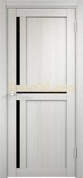 2571, Дверь Берлин 01 (Лакобель) слоновая кость, остекленная, 22014, 4 505.00 р., 2571-01, , Двери Eldorf экошпон с 3D покрытием