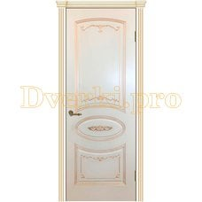 Дверь Вуаль эмаль RAL1013, глухая