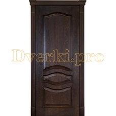 Дверь Алина-2 кофе, глухая