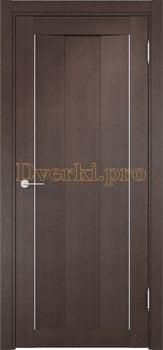 1224, Дверь Сицилия 01 венге, глухая, 17367, 9 470.00 р., 1224-01, , Двери экошпон Премиум
