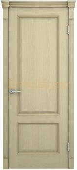 1752, Шервуд Лондон дуб слоновая кость, глухая, 20506, 10 585.00 р., 1752-01, , Двери шпон Комфорт
