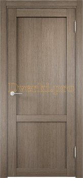 1957, Дверь Баден 03 дуб дымчатый, глухая, 20882, 3 415.00 р., 1957-01, , Двери Eldorf экошпон с 3D покрытием