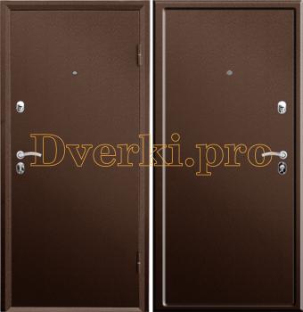 Металлическая дверь S-ЛЕДОКОЛ МЕТАЛЛ-МЕТАЛЛ