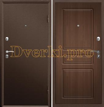 Металлическая дверь Q-АТОМ