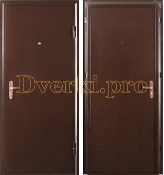 Металлическая дверь БУРАН-С