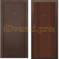 Металлическая дверь G-МАТРИЦА 2